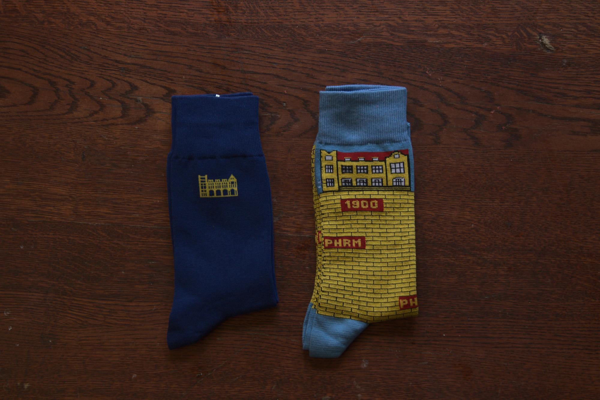 PHRM Sokken OPHALEN