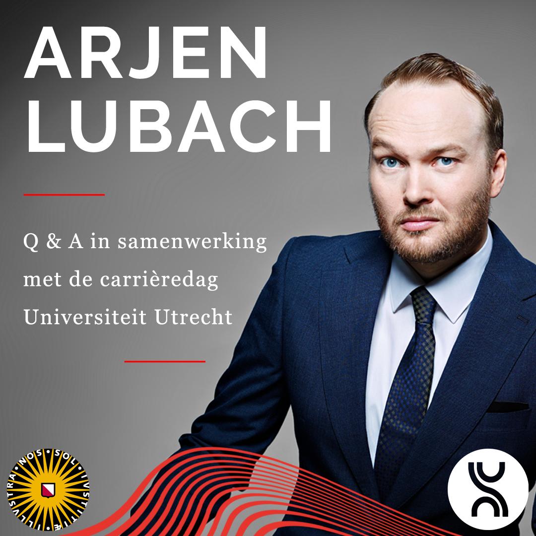 Q&A Arjen Lubach