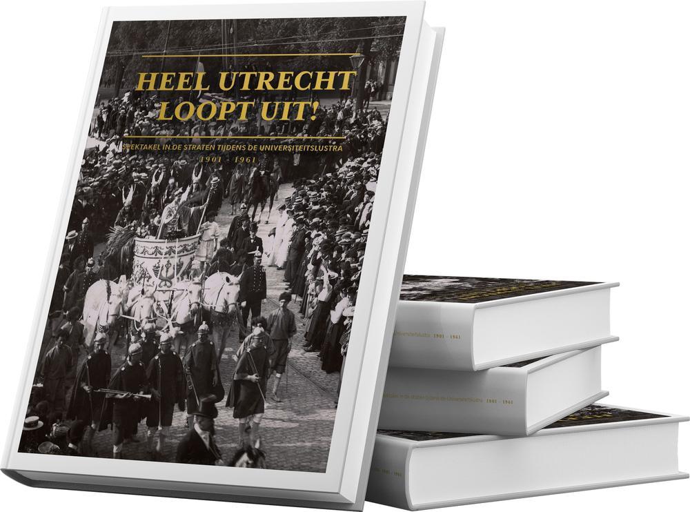 Het expositieboek 'Heel Utrecht loopt uit!' + donatie