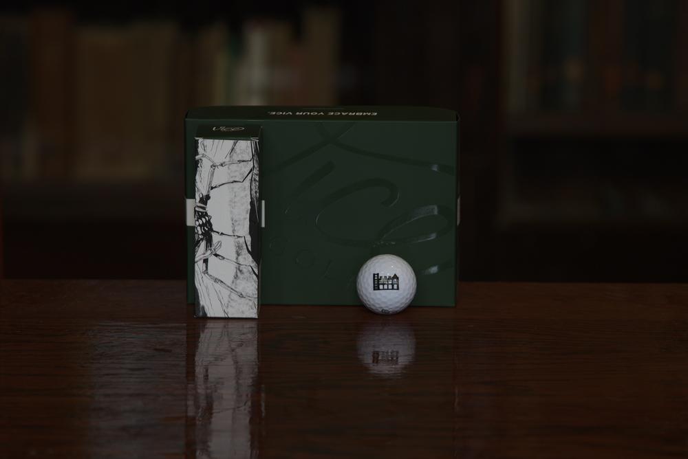 PhRM Golfballen