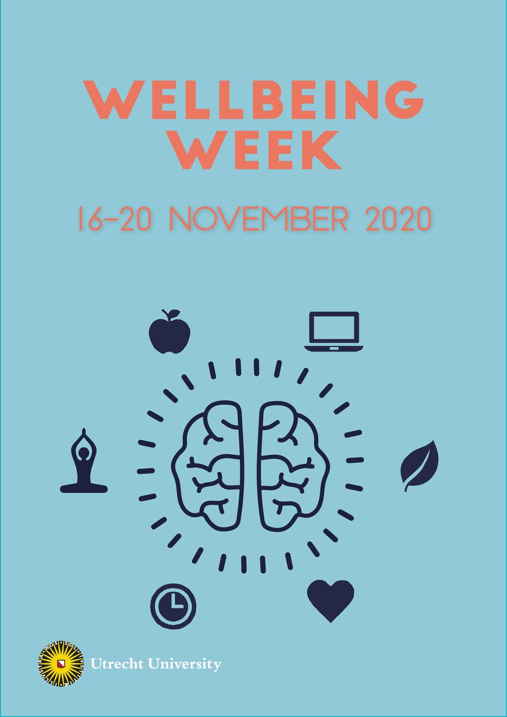 Wellbeing Week Universiteit Utrecht